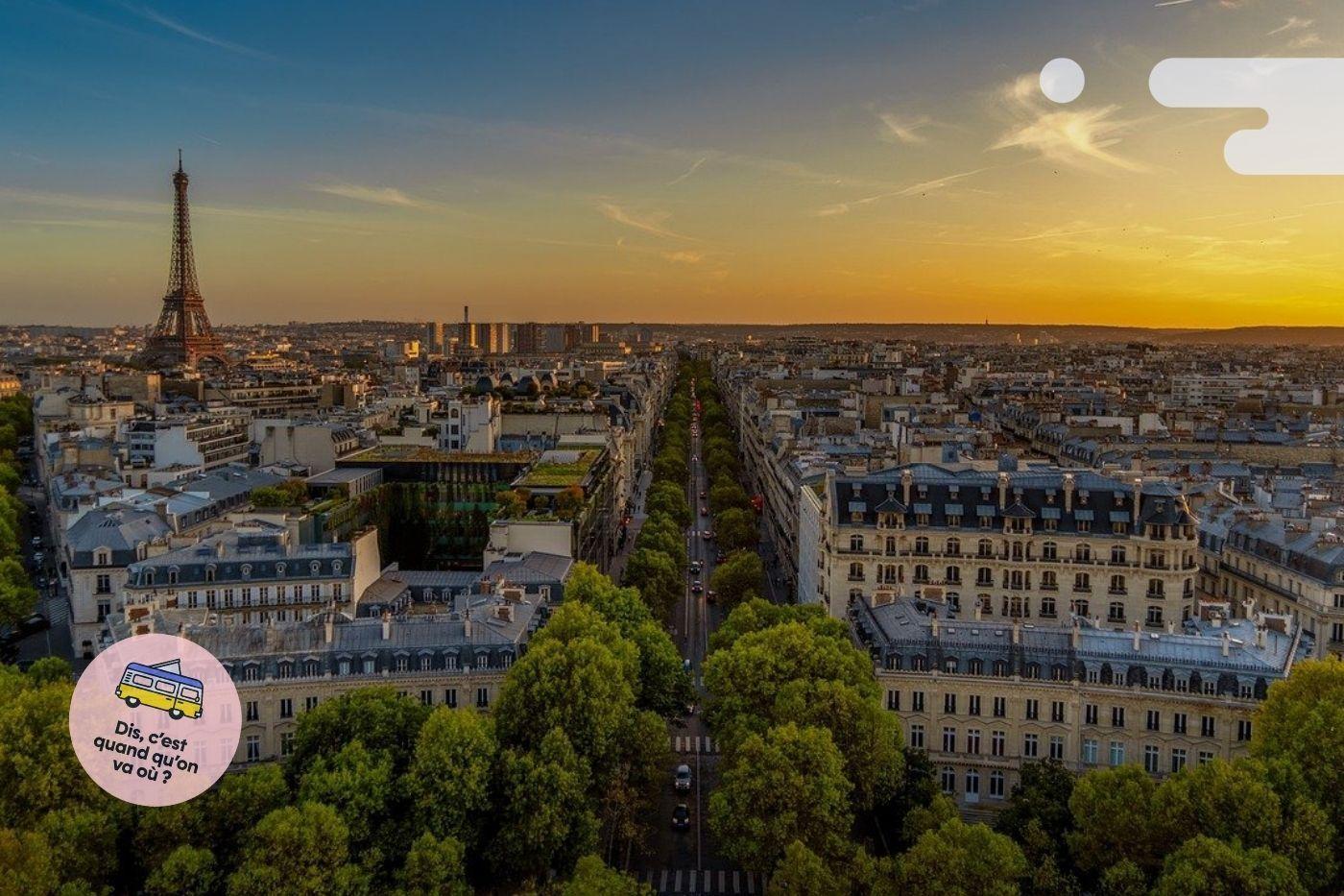 Que faire à Paris en amoureux ? Top 10 des meilleures activités